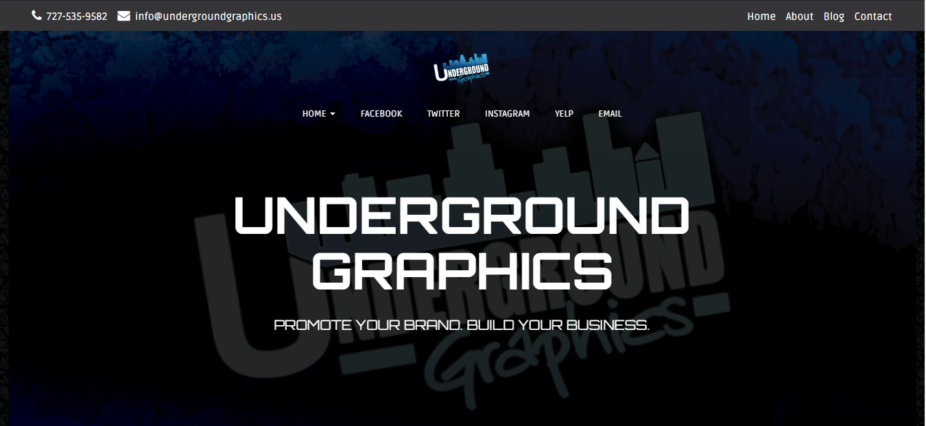 Underground Graphics Blog